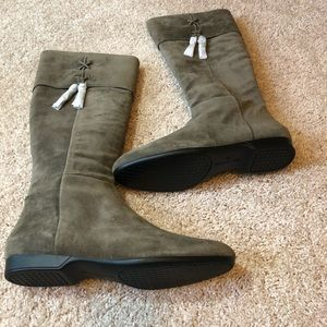 Enzo Angiolini Suede Boots - Eazambiah